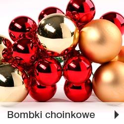 Bombki choinkowe na Boże Narodzenie na druciku