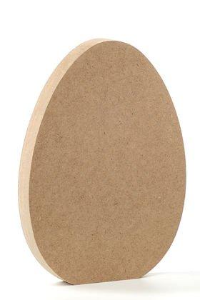 0052341cad6807 Jajko drewniane stojące 13/18 cm