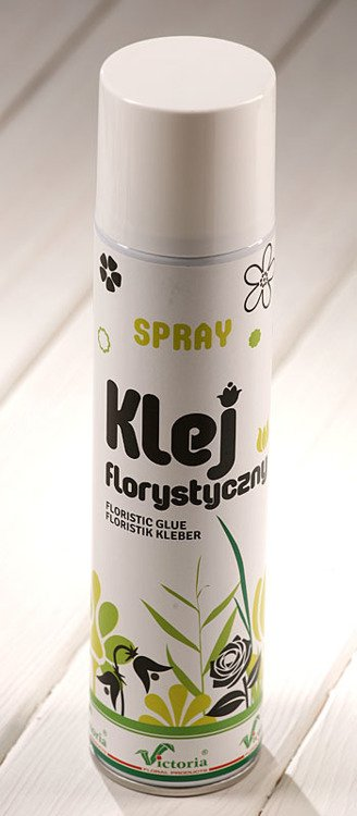 Klej spray 400 ml - Victoria